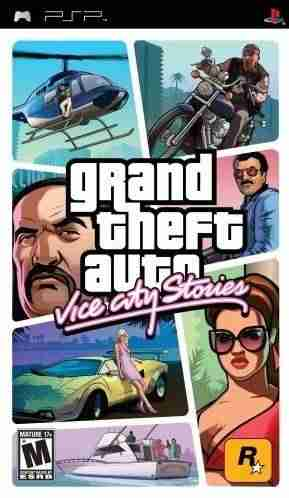 Descargar Grand Theft Auto Vice City Stories [JPN] por Torrent